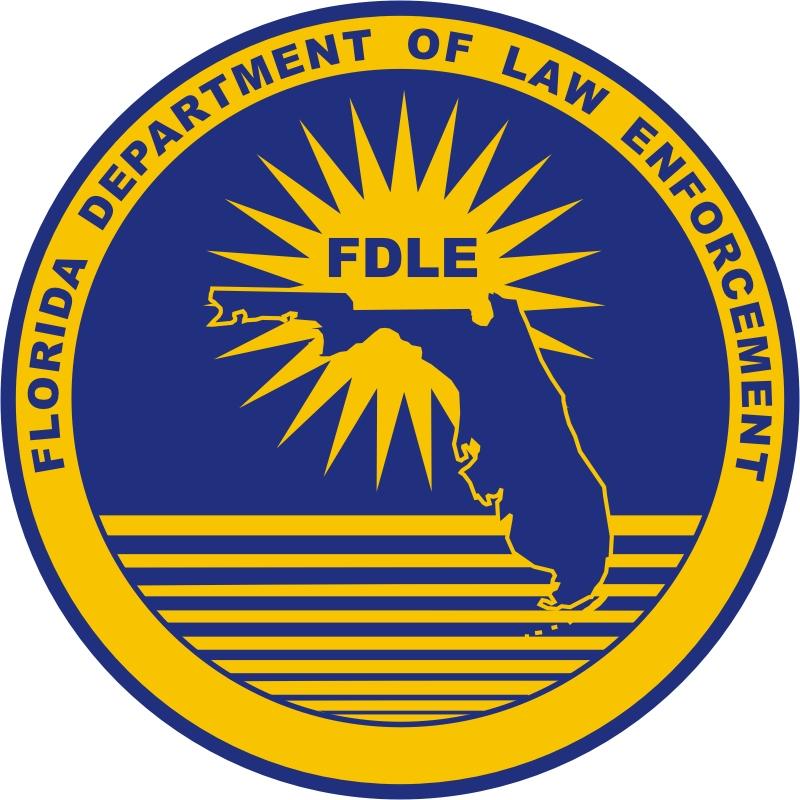 Departamento de Cumplimiento de la Ley de Florida logo