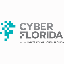 Cyber Florida at the University of South Florida Logo